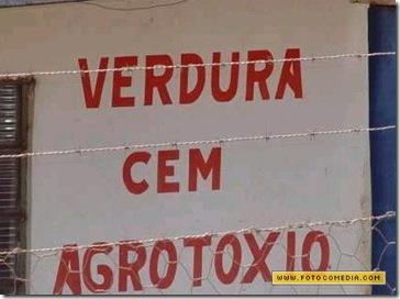 Placa - Verdura