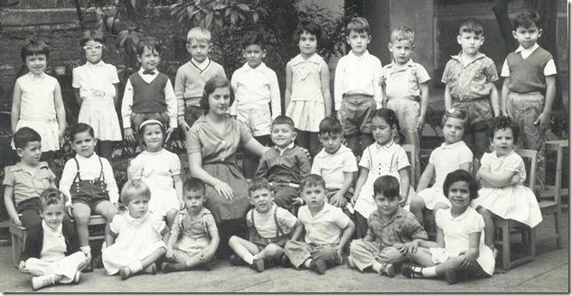 Jardim Escola, Dona Neide - 1960