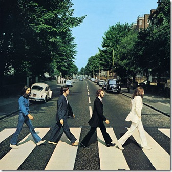 Capa 12 Abbey Road