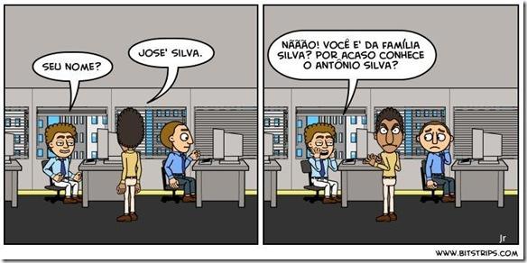 Edison - 099 Família Silva