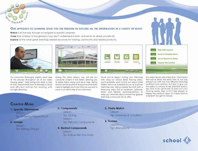 Go2School Google SketchUp Level 2 | DVD Video [อัปเดทลิงก์] Go2s2