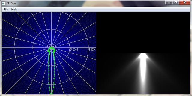 IES Generator v3 & v4 โปรแกรมช่วยสร้างไฟล์ IES Iescreator4