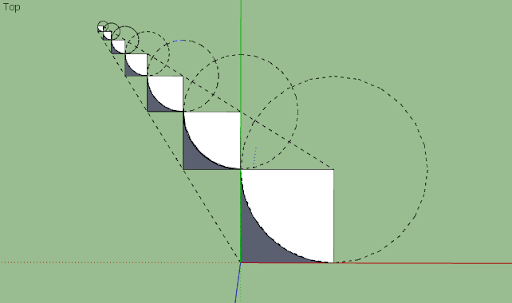 SketchUp - มหัศจรรย์รูปสี่เหลี่ยมกับ SketchUp Sq-28