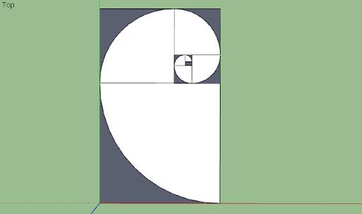 มหัศจรรย์รูปสี่เหลี่ยมกับ SketchUp Sq-27
