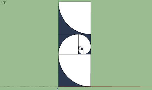 มหัศจรรย์รูปสี่เหลี่ยมกับ SketchUp Sq-31