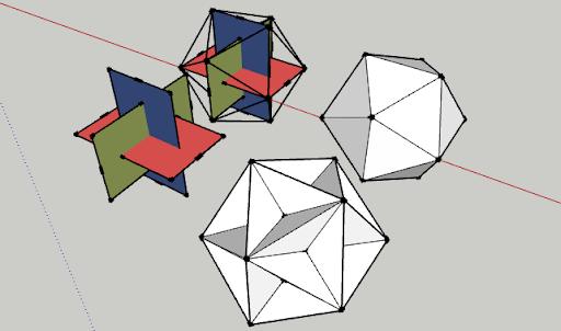 SketchUp - มหัศจรรย์รูปสี่เหลี่ยมกับ SketchUp Sq-44