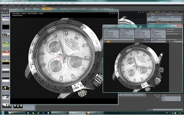 modo - นาฬิกา Rolex ใน MODO Rolex01
