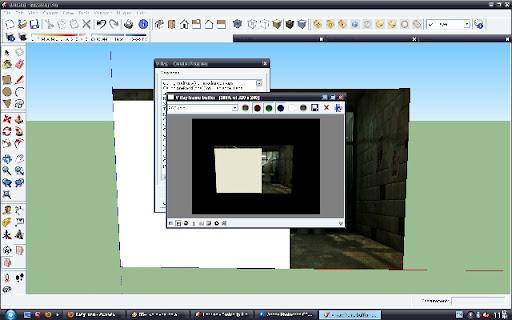 รบกวนหน่อยครับ render แล้วภาพไม่ขึ้น Treeka