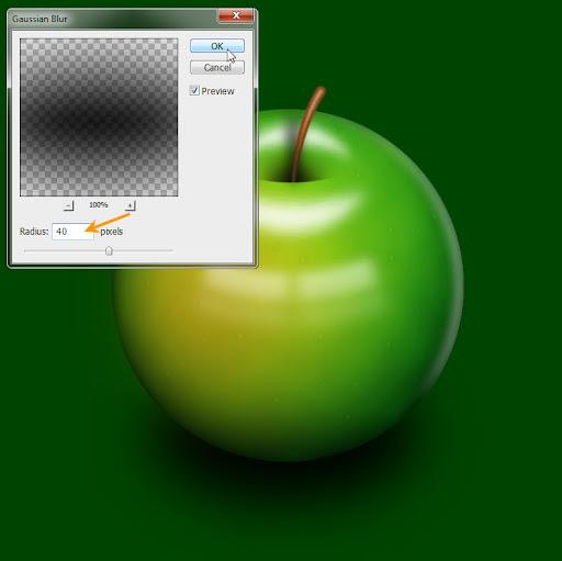 เทคนิคการวาดรูปแอบเปิ้ลสวยๆ Apple57