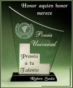 Poesia Universal Premio al Talento