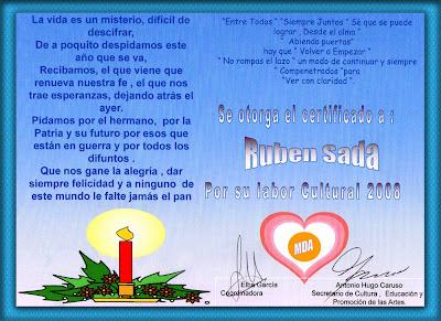 municipalidad avellaneda premio cultura poesia