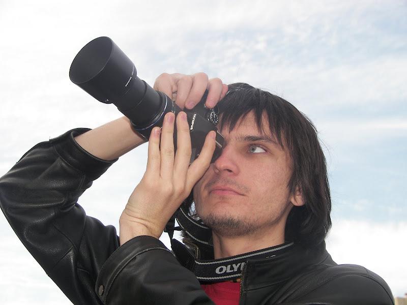 Серж Милославский. Он же Сергей Одаренко)