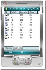 app satelites