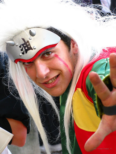 NARUTO Jiraya Photos Cosplay