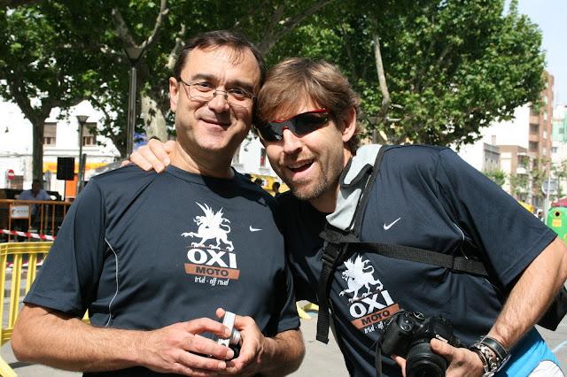 Vicente y Juanjo
