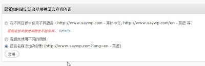 WordPress网站多语言化插件WPML试用