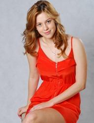 Sophia Abrahão (Alice Albuquerque) no papel de Anahi_2