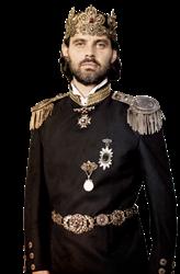 Rei Augusto - Carmo Dalla Vecchia