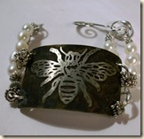 bee yourself bracelet-molly helsley designs