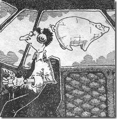 PINK FLOYD PIG525