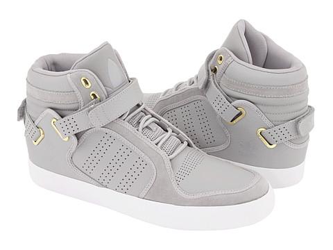 Adidas originali dga aumento medio di alluminio / alluminio / in bianco