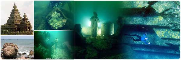 7 Fascinating Underwater Ruins
