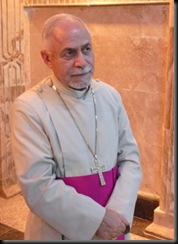 Archbishop Georges Casmoussa of Mosul