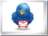 Twitter - vermelhor avental