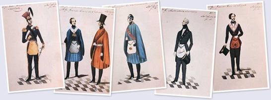 Exibir Aventais do Século XIX