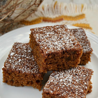 Gingerbread Cake With Oil Recipes