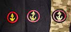 Naszywki piechoty morskiej ZSRR 1963 - 1991