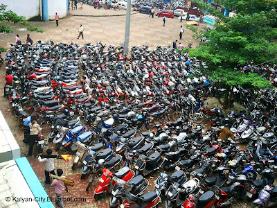 Motorcycle Parking Station
