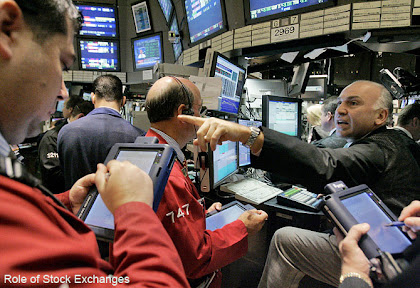 Role of Stock Exchanges In Capital Market