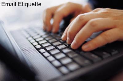 Good Email Etiquette