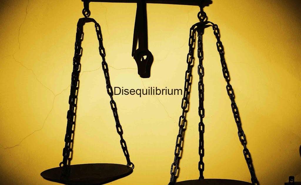 Equilibrium Imbalance Causes
