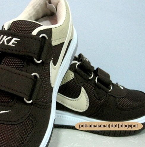 nike brown close