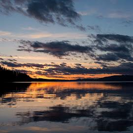 Sunset by David Kimber - Landscapes Sunsets & Sunrises
