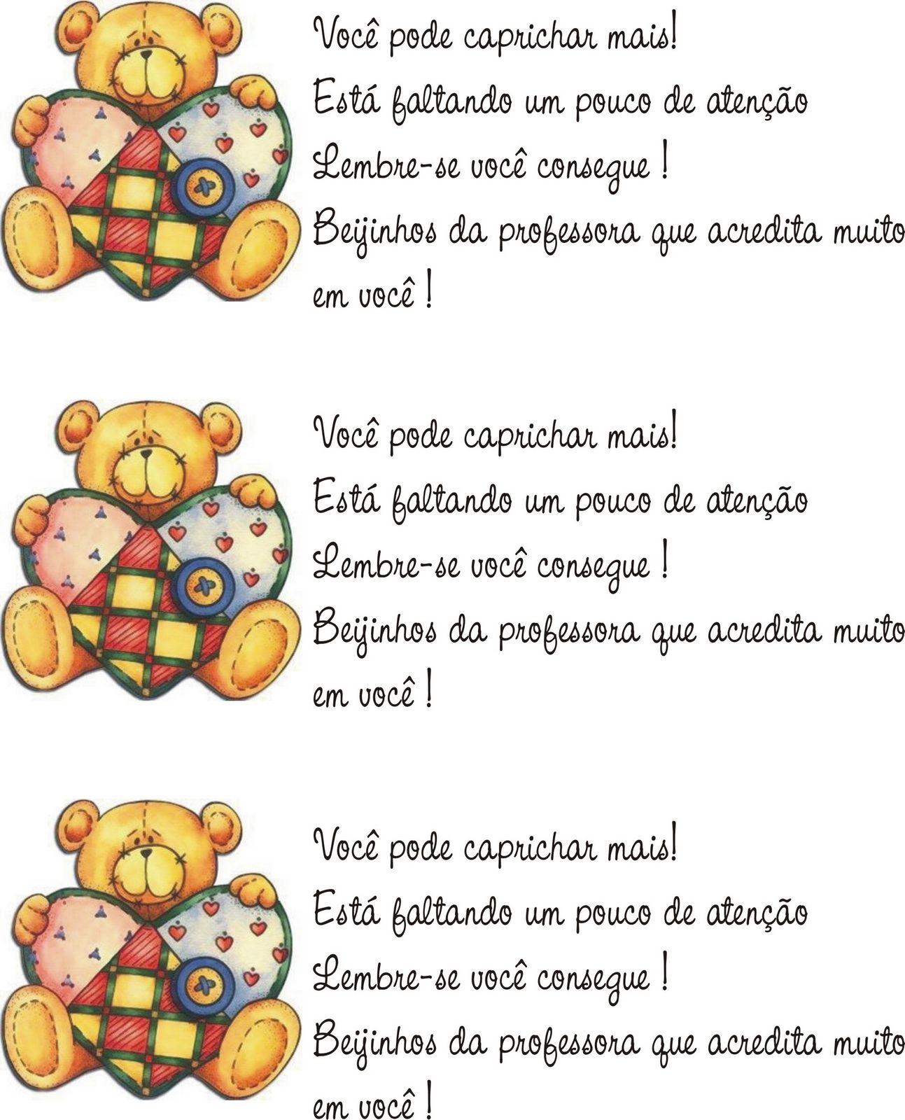 Tag Frases De Incentivo Para Alunos Da Educação Infantil