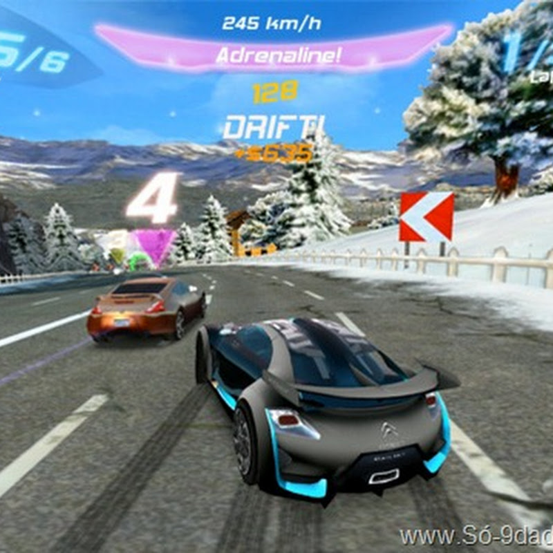 Asphalt 6 HD-v1.0.0 [DownloadGame/Ipad]