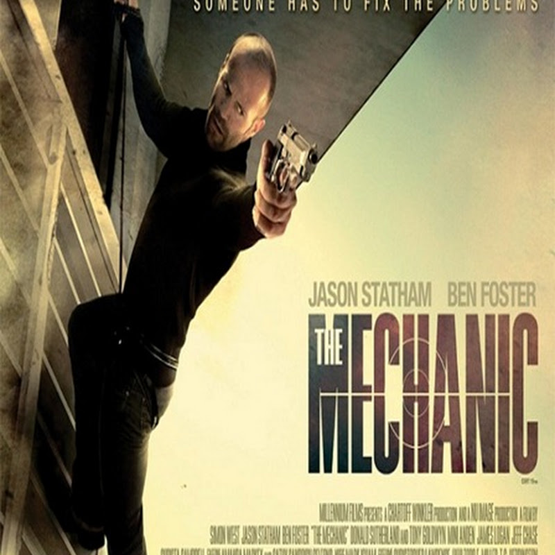 The Mechanic (2011) R5 350MB MKV [Download Movie]
