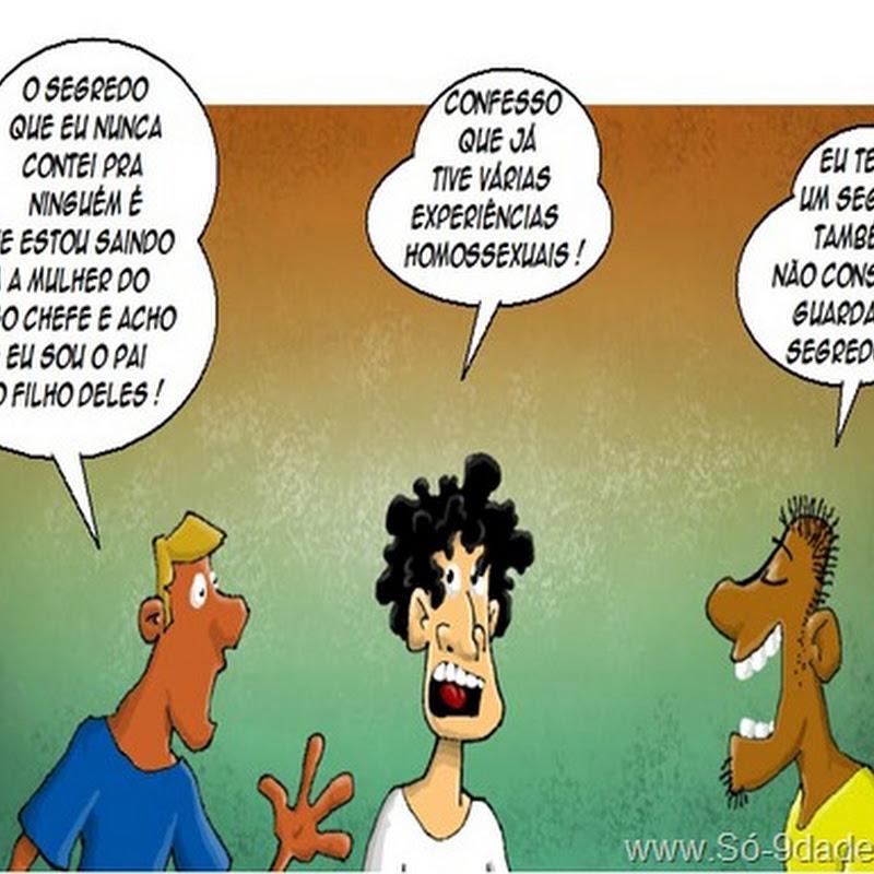 Segredos - Humor