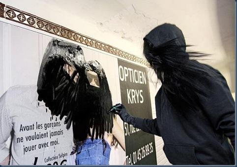 Princess Hijab, l'artista che mette il velo alle pubblicità14