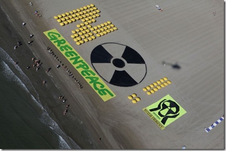 Greenpeace, le più belle immadgini di un anno in azione