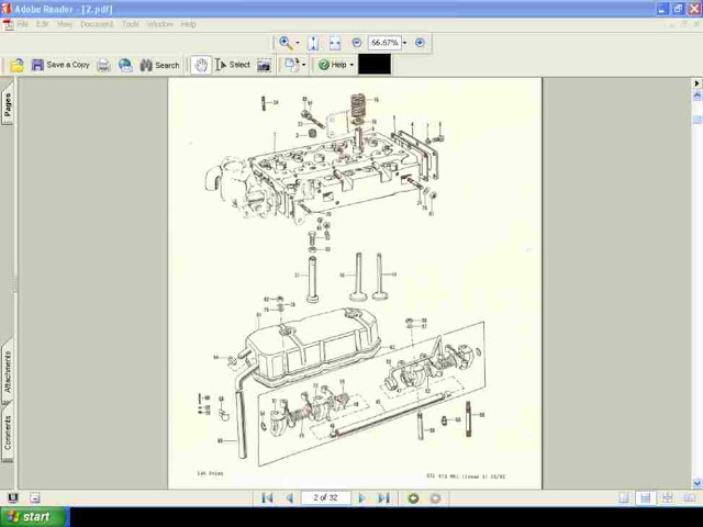 Massey Ferguson Mf 240 Tractor Parts Manual  U0026 Diagrams