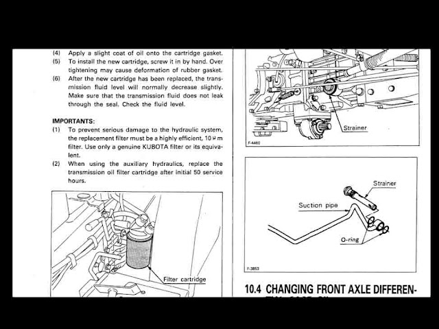 kubota b6100 parts diagram pto parts diagram