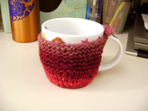Paperchase mug cozie