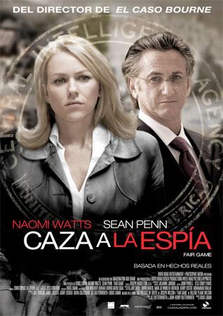 CAZA A LA ESPÍA (2010) ESPAÑOL HD