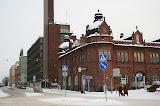 Пожарная часть в Хельсинки
