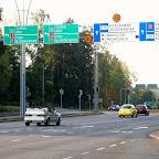 Выезд из Хельсинки