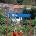 Бельгия, нас высадили на станции с интересным названием-